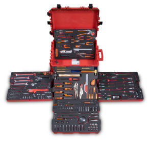 RBI8100T® Boeing Kit with PUSH POINT TECHNOLOGY – Imperial Kit, Includes 200 Tools
