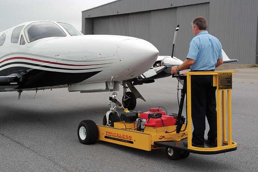 727 Tug Mgtow 15 500lbs Red Box Aviation