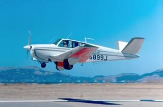 Beechcraft 35 Bonanza Ground Power Equipment