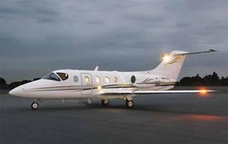 Beechcraft 400A Ground Power Equipment