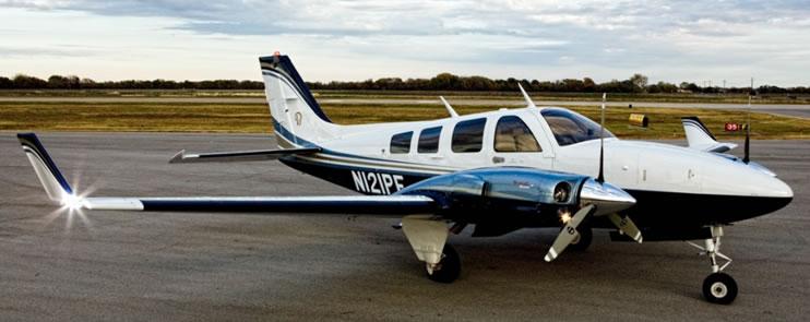Beechcraft 58P Baron