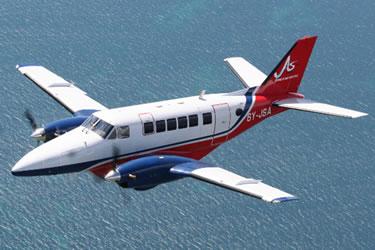 Beechcraft 99 Airliner Ground Power Equipment