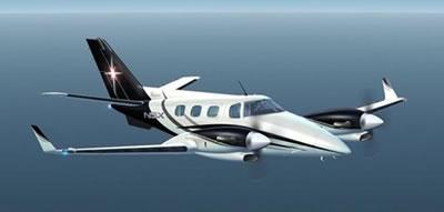 Beechcraft Duke 60 Ground Power Equipment