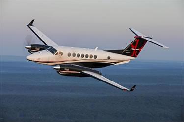 Beechcraft King Air 200 Ground Power Units