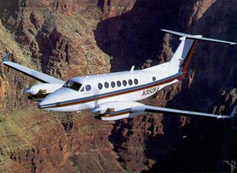 Beechcraft King Air 350 Ground Power Equipment