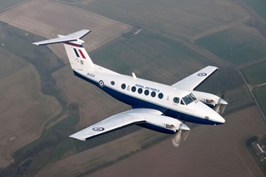 Beechcraft King Air B200 Ground Power Equipment