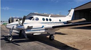 Beechcraft King Air E90 Ground Power Equipment