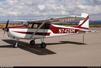 Cessna 175 Skylark Ground Power Equipment