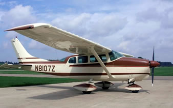 Cessna 205 Ground Power Equipment