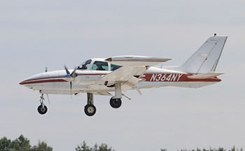 Cessna 310 Ground Power Equipment