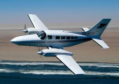 Cessna 402 Ground Power Equipment