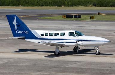 Cessna 402C Ground Power Equipment