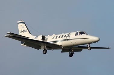 Cessna Citation Bravo 550 Ground Power Equipment