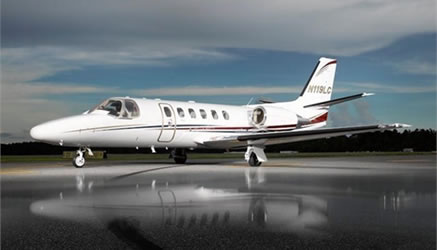 Cessna Citation Bravo Ground Power Equipment