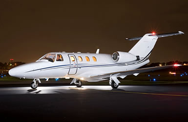 Cessna Citation Cj1 Ground Power Equipment by Priceless Aviation