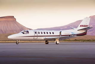 Cessna Citation Encore Ground Power Equipment by Red Box Aviation