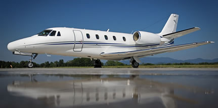 Cessna Citation Excel 560 Ground Power Equipment by Red Box Aviation
