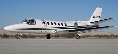 Cessna Citation V Ultra Ground Power Equipment