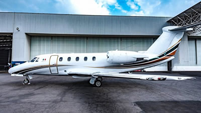 Cessna Citation Vi Ground Power Equipment