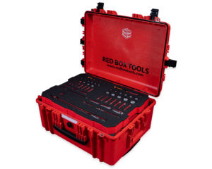 RBI8300T Airbus Kit, includes 82 tools. Imperial