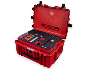 RBI8400T Airbus Helicopters Avionics Kit– Includes 134 Metric/Imperial/DMC Tools