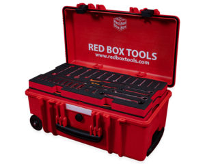 RBI9650T Avionics Toolkit – includes 266 tools, Imperial