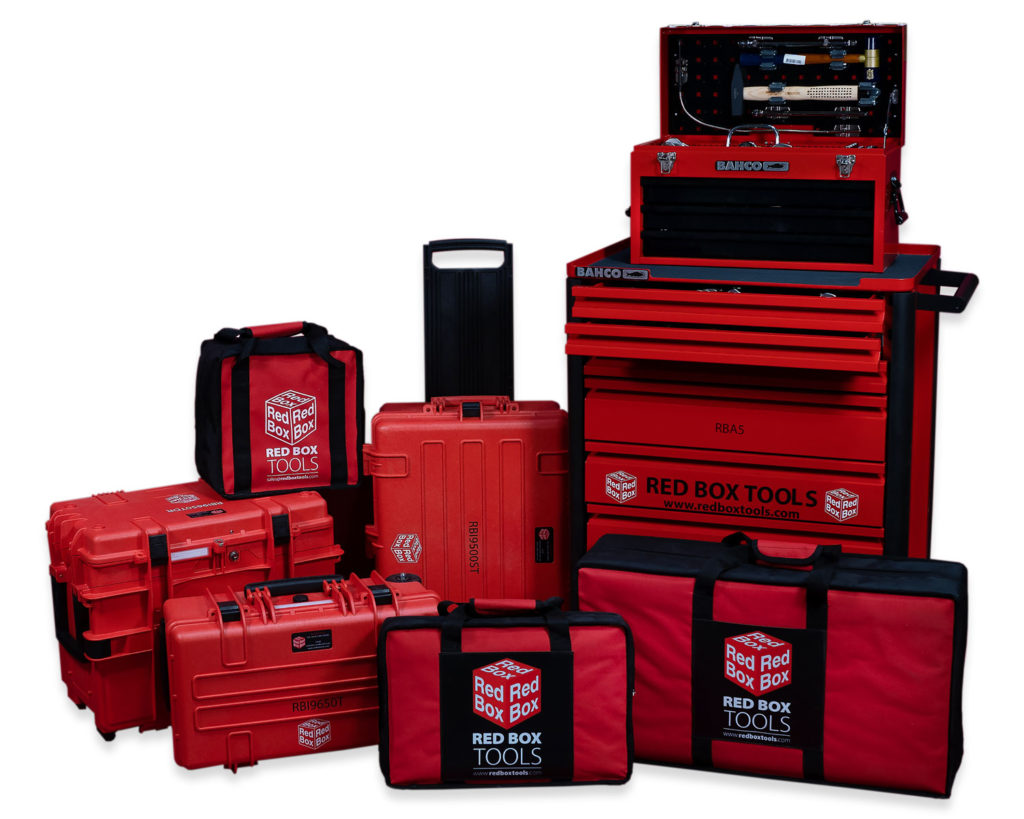 Aviation Tool Kits by Red Box