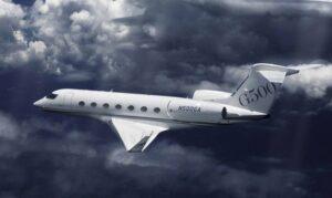 Gulfstream G500 Ground Power Equipment by Red Box Aviation