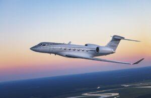 Gulfstream G600 ground power equipment by Red Box Aviation