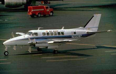 Hawker Beechcraft 99 Ground Power Equipment