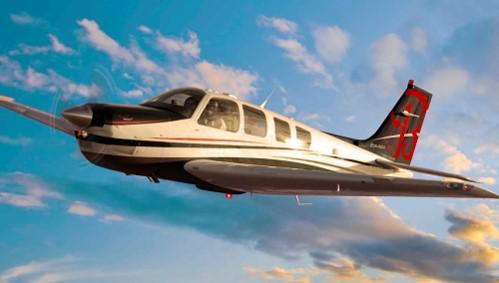 Hawker Beechcraft Bonanza Ground Power Equipment