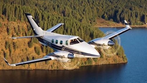 Hawker Beechcraft Duke 60 Ground Power Equipment
