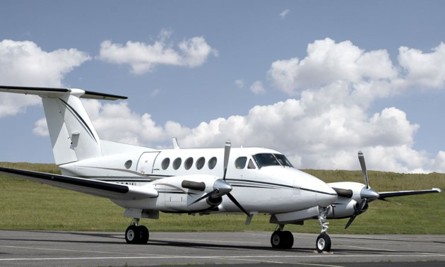 Hawker Beechcraft King Air Ground Power Equipment