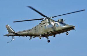 Leonardo A109A Ground Power Equipment
