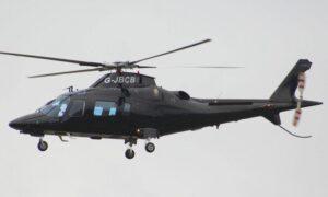 Leonardo A109C Ground Power Equipment