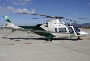 Leonardo A109E Ground Power Equipment