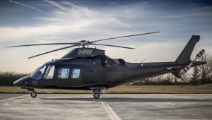 Leonardo A109S Ground Power Equipment