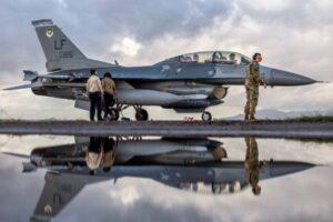 Lockheed F-16 Ground Power Equipment