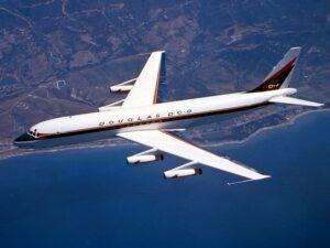 McDonnell Douglas DC-8 Series 60 Ground Power Equipment