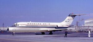 McDonnell Douglas DC-9 Series 10 Ground Power Equipment