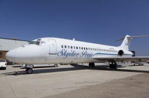 McDonnell Douglas DC-9 Series 20 Ground Power Equipment