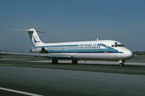 McDonnell Douglas DC-9 Series 30 Ground Power Equipment