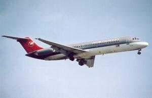 McDonnell Douglas DC-9 Series 40 Ground Power Equipment