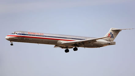 McDonnell Douglas MD-80 Ground Power Equipment