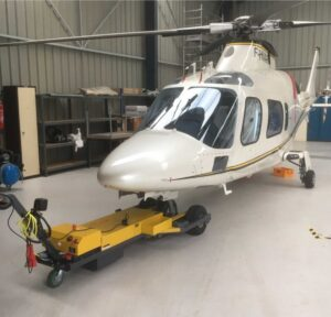 RBFLT25 Electric AW109 – MGTOW 2.8 to / 6183 lbs – Special designed for Agusta Westland AW109