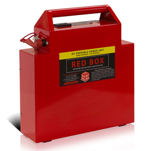 Lead Acid Start Units by Red Box Aviation