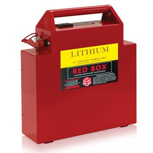 Lithium Start Units by Red Box Aviation